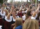25 Jahre Musikverein Mertingen Umzug am 6.9.09
