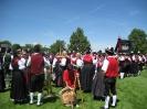 Bezirksmusikfest in Lehmingen am 17.5.09