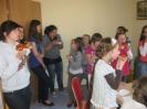 Probennachmittag mit der Jugendkapelle am 17.4.11