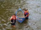 Vereinsausflug Bootfahren auf der Altmühl am 10.08.2013