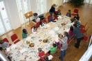 Weihnachtsnachmittag mit Kindern aus der Früherziehung, Trommel- und Flötengruppe am 18.12.10